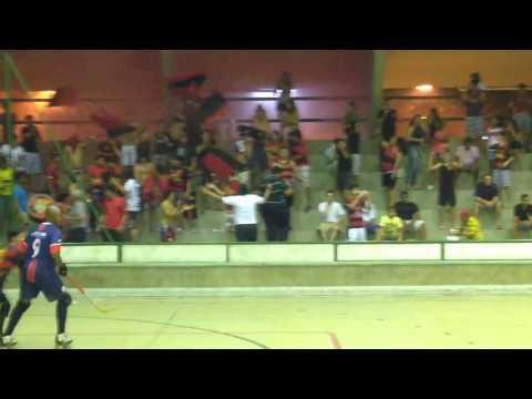 Video - Festa da brava ilha - final do brasileiro de hóquei - Brava Ilha - Sport Recife - Brasil