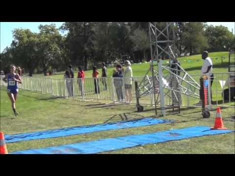 Women's 5k - 2013 Sacramento State Inter-Regional Jamboree