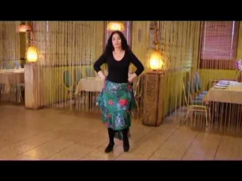 Цыганский танец таборный. Обучающий видео урок от Венеры Ферарь.
