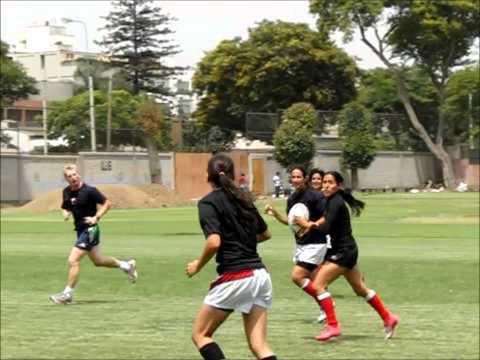 Rugby Femenino Perú