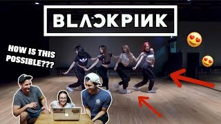 Video BLACKPINK - '뚜두뚜두 (DDU-DU DDU-DU)' DANCE PRACTICE VIDEO (REACTION) MP3, 3GP, MP4, WEBM, AVI, FLV Juli 2018