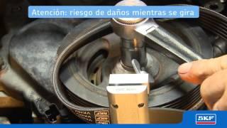 SKF - Herramienta de montaje reutilizable para correas elásticas VKN 300