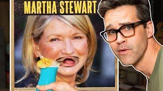 Celebrity Cocktails Taste Test