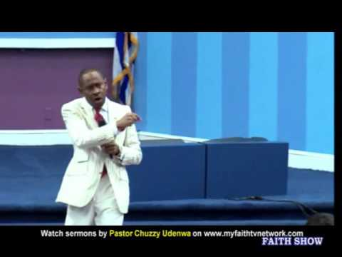 Pastor Chuzzy Udenwa You carry God too much