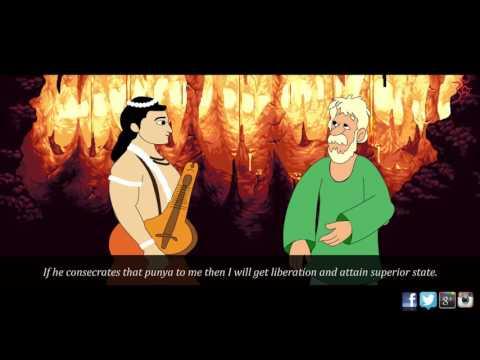 Ekadashi Vrat Katha Vidhi Significance of Indira Ekadashi (Animated)