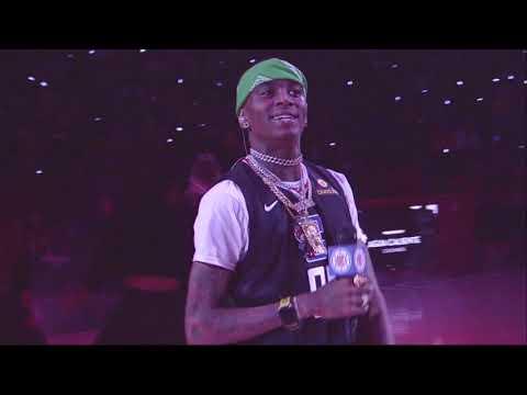 Soulja Boy LA Clippers Halftime Show