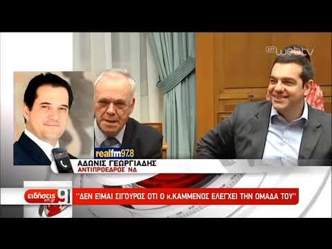 Πολιτικός πυρετός για τη Συμφωνία των Πρεσπών | 7/1/2019 | ΕΡΤ