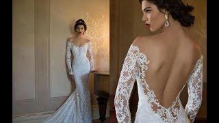 Beautiful wedding dresses Красивые свадебные платья YouTubeFotoVideo