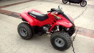 7. Used 2003 Honda TRX90 TRX 90 90cc 4 Four Wheeler Quad ATV