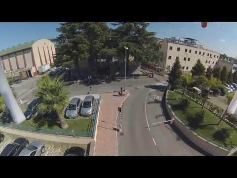 DJI F550 volo su Elios Mediaset
