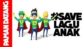 SUPER USA - PAMAN DATANG #SaveLaguAnak