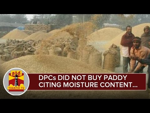 Direct-Procurement-Centres-didnt-buy-Paddy-Citing-Moisture-Content--Farmers-12-03-2016