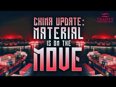 3MMI - China: More Containers on the Move, New Raw Materials Pricing Set