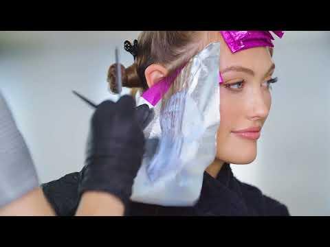 Gorgeous Natural Hair Color Technique: