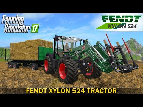 Fendt Xylon 524 v1.1