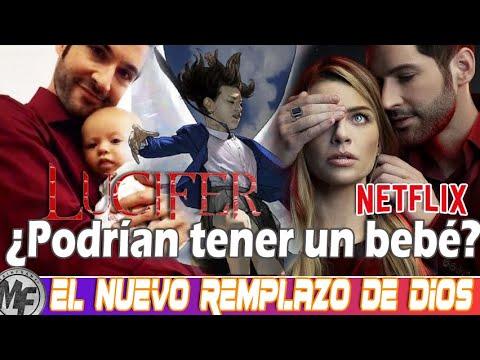 LUCIFER Y CHLOE PUEDEN TENER UN BEBÉ | Netflix  | TEMPORADA 5 | TEORÍAS