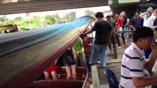 Bangkok Floating Market- Taling Chan
