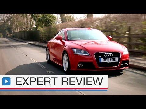 Audi TT coupe 2006 – 2014 expert car review