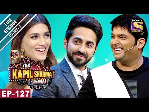 The Kapil Sharma Show - दी कपिल शर्मा शो - Ep -127 A - Bareilly Ki Barfi Special - 12th August, 2017