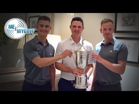 JUSTIN ROSE TALKS ABOUT HIS GOLF SWING