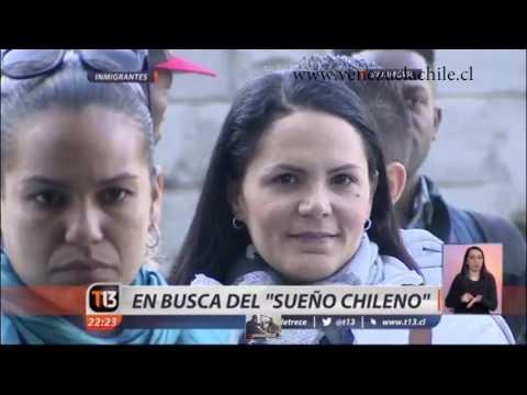 Realidad Migratoria en Chile: En Busca del