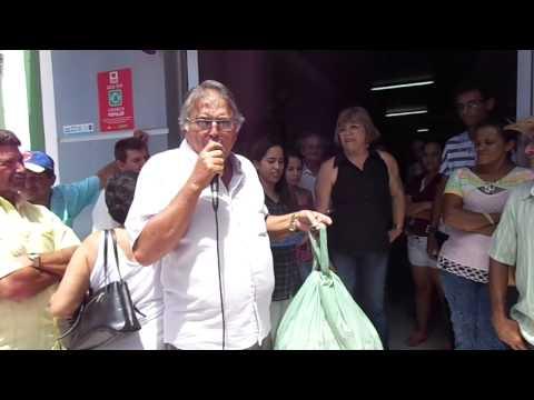 Sorteio de premios - Farmacia Bom Jesus- Tuparetama-PE