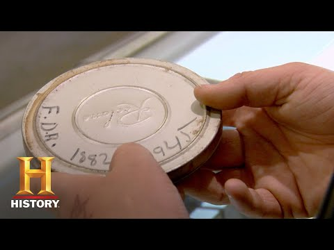 Pawn Stars: FDR Footage (Season 5)   History