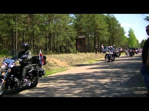 Motocykliści opanowali Kościerzynę