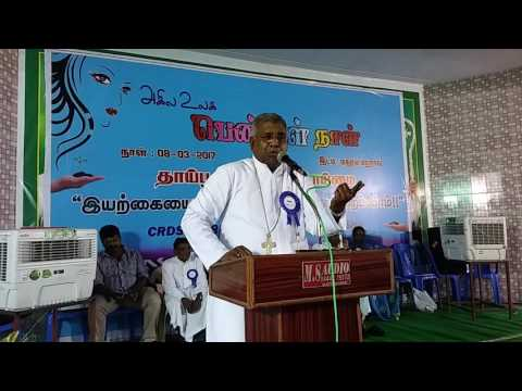 Video Most Rev Dr Neethinathan Inspiring speech for Women Empowerment download in MP3, 3GP, MP4, WEBM, AVI, FLV January 2017