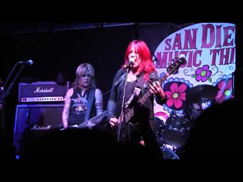 L7 Live@San Diego Music Thing 2015