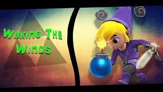 【SSB4】Waking The Winds – A Toon Link Combo/Highlight Video