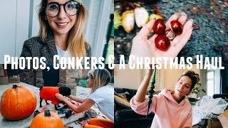 Video PHOTOS, CONKERS & A CHRISTMAS HAUL? MP3, 3GP, MP4, WEBM, AVI, FLV September 2018