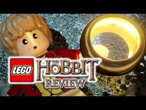 the hobbit - LEGO The Hobbit is charming, funny, faithful to the films, yet it can be incredibly tedious to play. Read Carolyn's in-depth review at GameSpot.com! http://w...