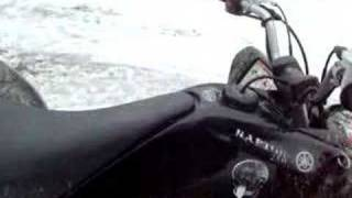 4. Yamaha Raptor 250 SE custom