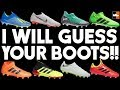 WHICH WORLD CUP FOOTBALL BOOT ARE YOU?! IQ PERSONALITY TEST