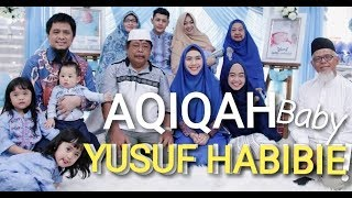 Video AQIQAH YUSUF HABIBIE, MALAH ADA YANG CURHATT! + PENYEMBELIHAN KAMBING! || #36 @dr.shindyputri_ MP3, 3GP, MP4, WEBM, AVI, FLV Januari 2019