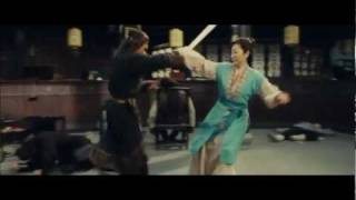 Nonton Reign Of Assassins   Bank Fight Scene  Hd  English Subbed Film Subtitle Indonesia Streaming Movie Download