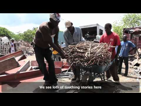 Humanitarian information in Haiti