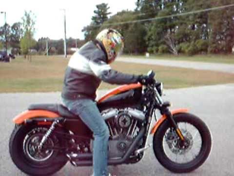 2008 Harley Davidson Nightster 1200cc