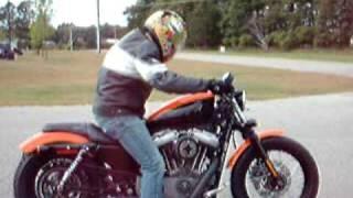 8. 2008 Harley Davidson Nightster 1200cc