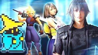 Video Final Fantasy - The Complete History (1987-2016) MP3, 3GP, MP4, WEBM, AVI, FLV Februari 2019