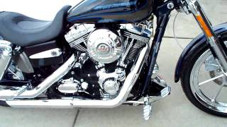 6. 2007 Harley Davidson FXDSE Screamin' Eagle Dyna