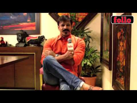 I Am inspired By Anil Kapoor In Many Ways: Vivek Oberoi