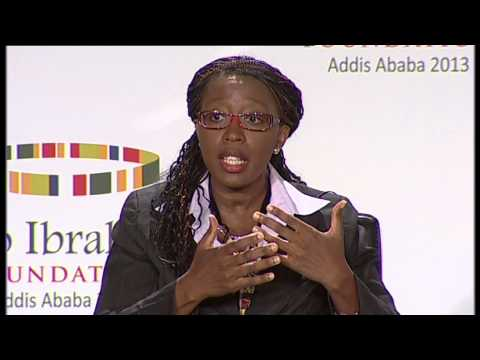 Vera Songwe - 2013 Ibrahim Forum: Sustainable Econ