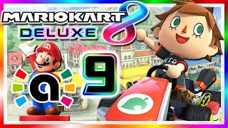 MARIO KART 8 DELUXE # 09 • Battle-Party par excellence! [HD60] Let's Play Mario Kart 8 Deluxe