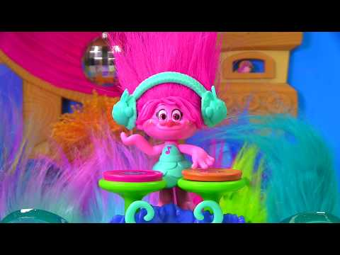 Trolls Movie Poppy Branch Cheeseburger Hotdog