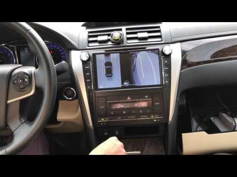 Camera 360 độ Oris cho xe Toyota Camry 2015- 2017