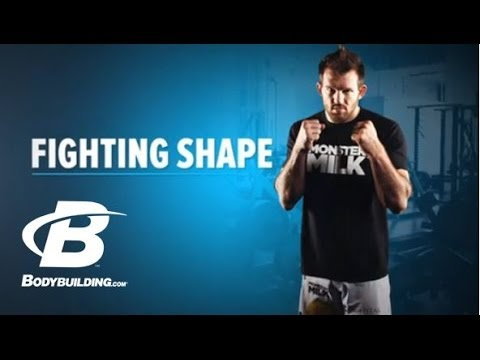 Fighting Shape – Ryan Bader MMA Workout – Bodybuilding.com