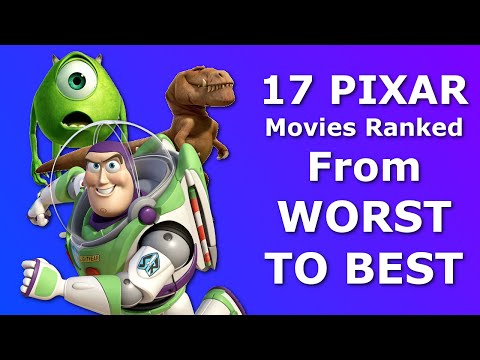 17 Pixar Movies Ranked Worst to Best - Ranked #6