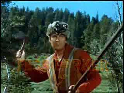 Daniel Boone - Intro